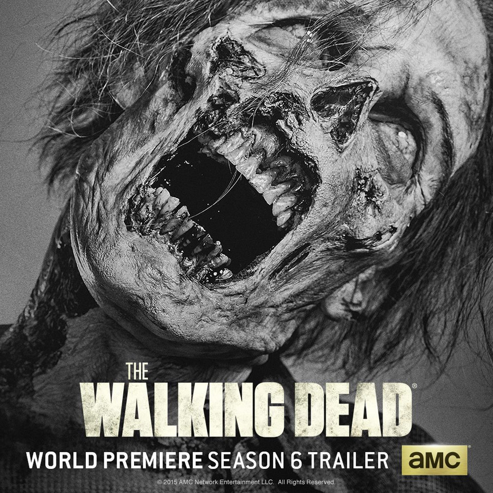 The Walking Dead: Season 6 (Trailer)
