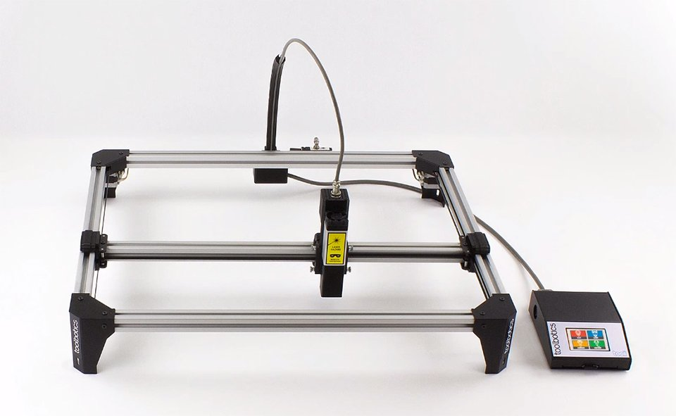 Tooli 4-in-1 Desktop CNC Machine