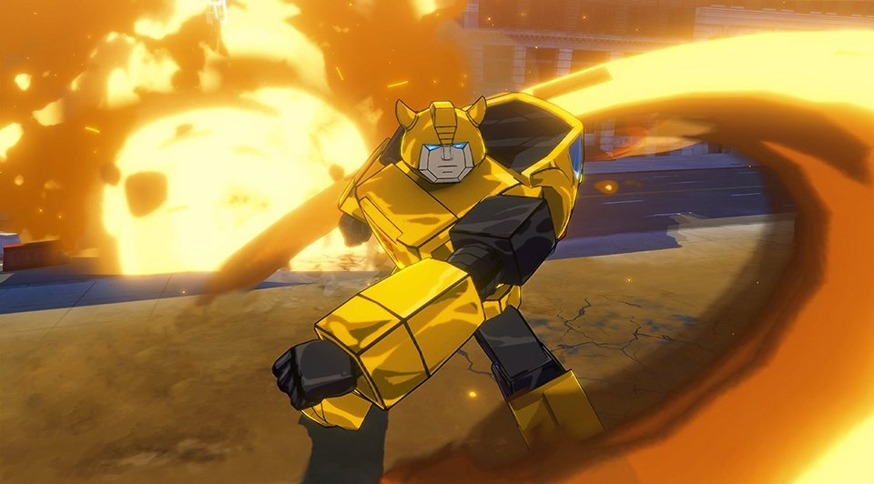 Transformers: Devastation (Trailer)