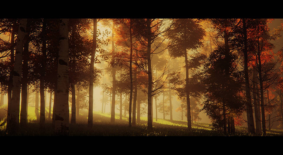 Unreal Engine 4: Nature