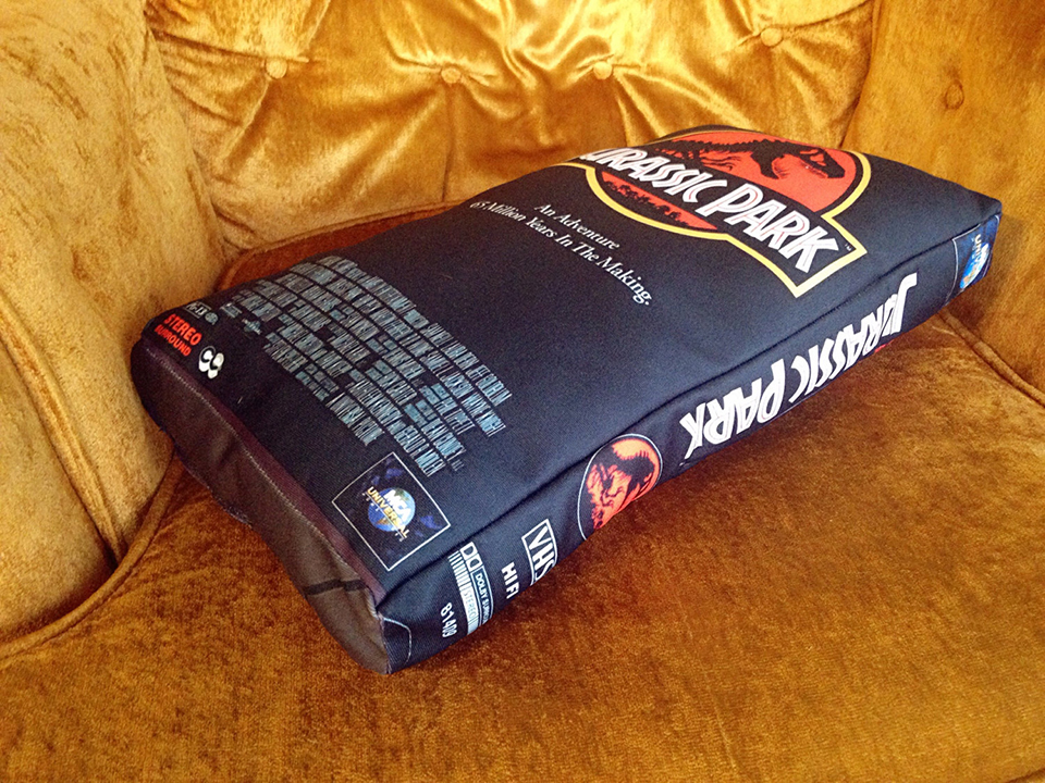 VHS Pillows