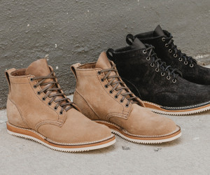 Viberg x 3sixteen Mini Ripple Boot