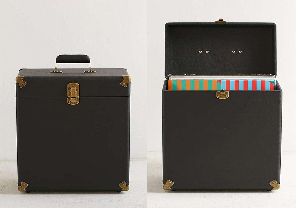 Portable LP Carrier