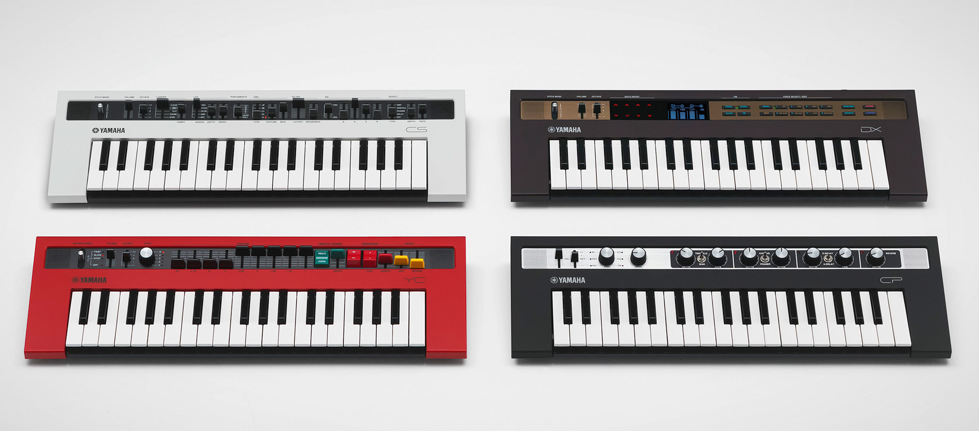 yamaha reface keyboards the awesomer