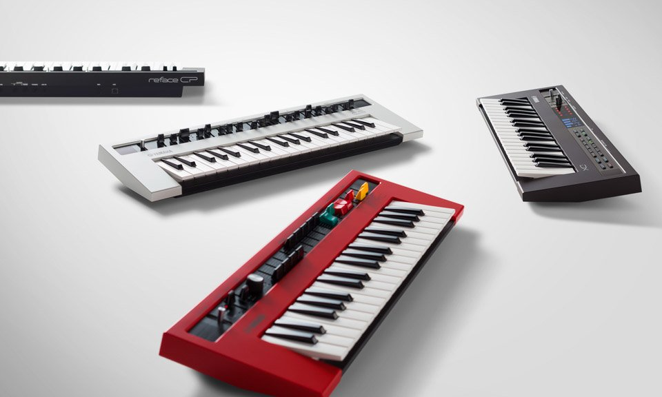 Yamaha Reface Keyboards