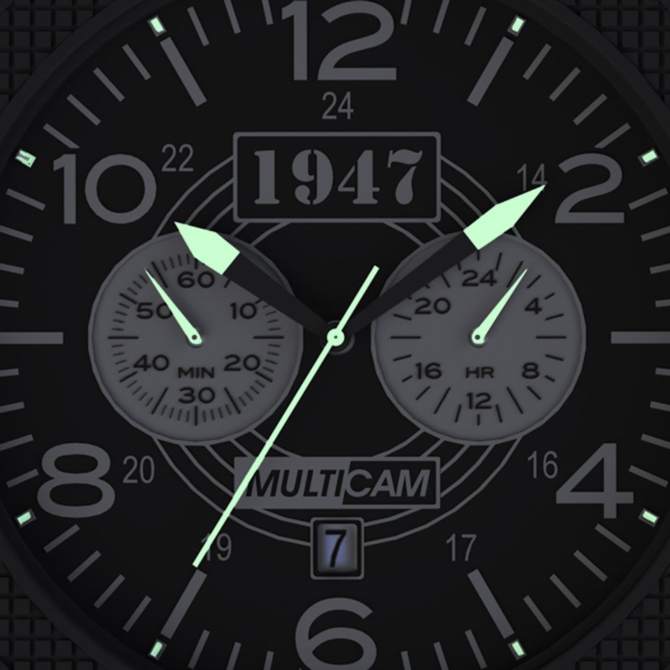 1947 MultiCam Chronograph