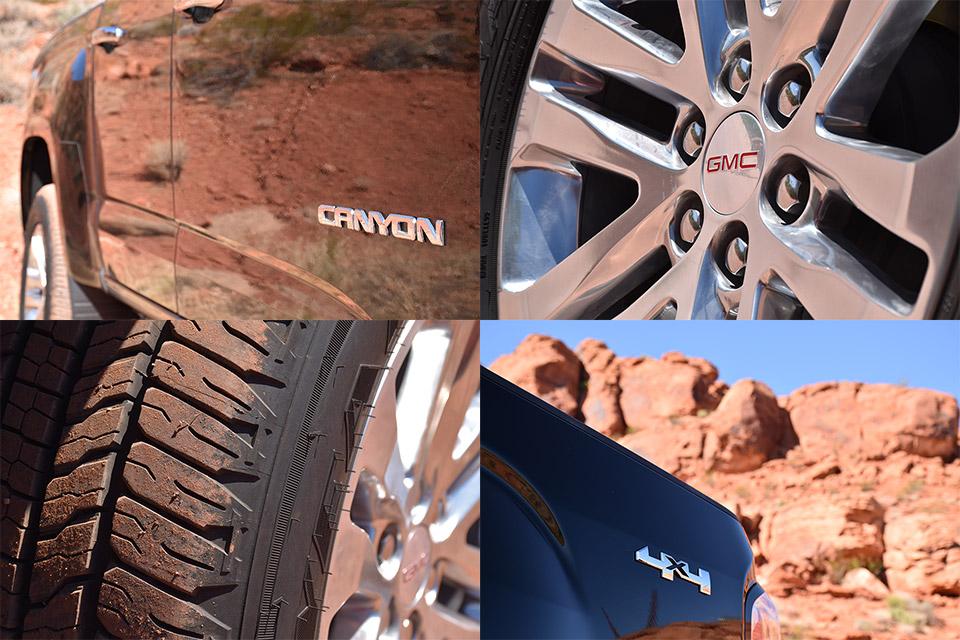 2016 GMC Canyon  – All Terrain
