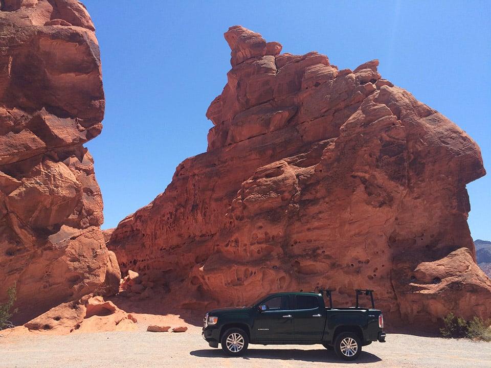 2016 GMC Canyon - All Terrain