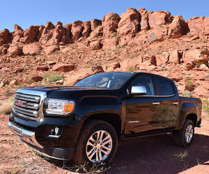 2016 GMC Canyon  – All Terrain