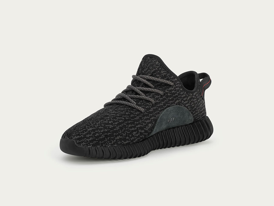 Adidas Yeezy Boost 350 Black The Awesomer