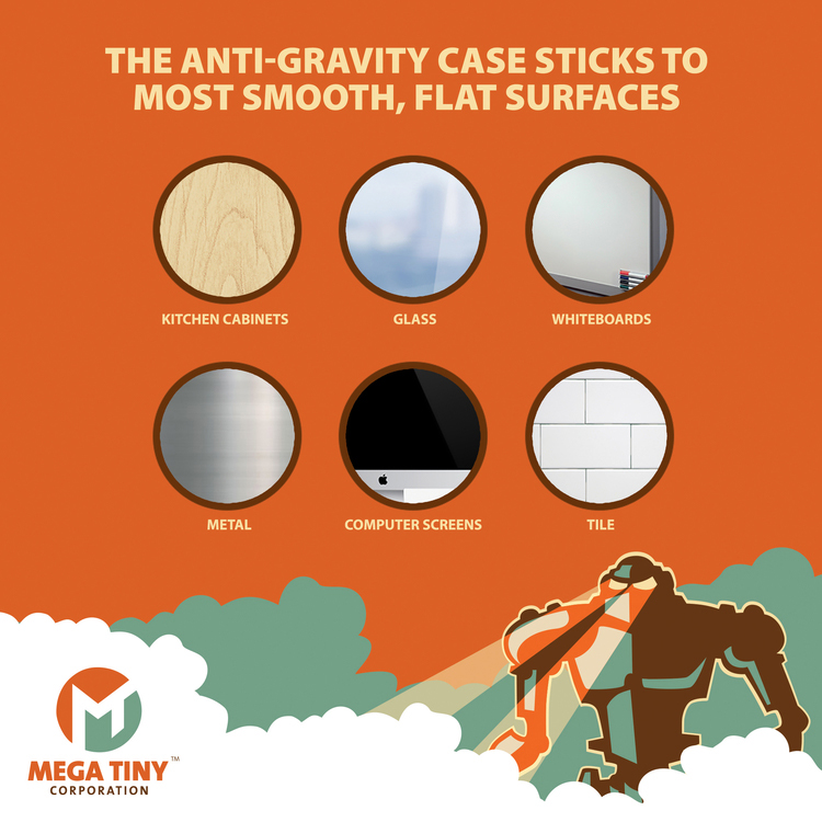 Anti-Gravity Case