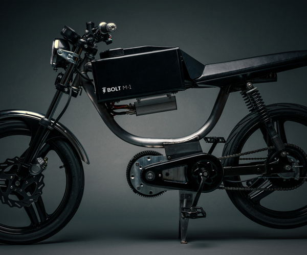 Bolt M-1 Electric Bicycle