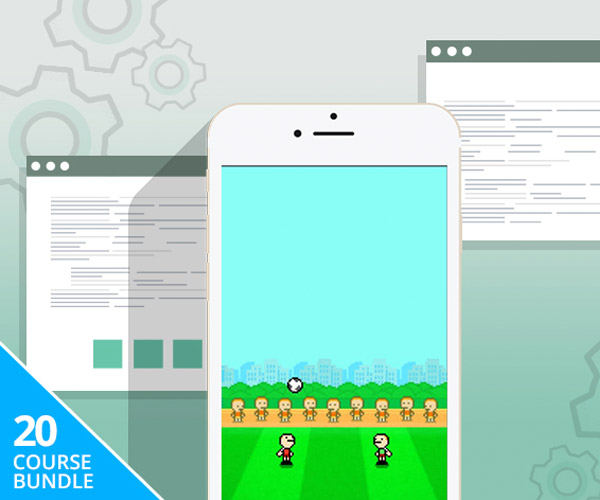 Deal: Build 20 iOS Games for $20