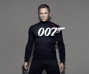 Daniel Craig's James Bond