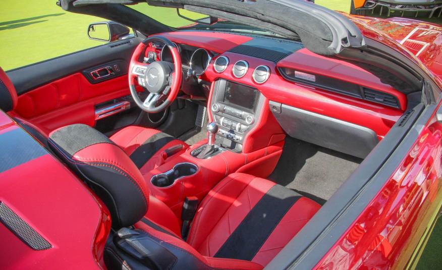 Galpin Ford Mustang Rocket Speedster