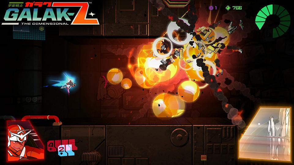 Galak-Z: The Dimensional
