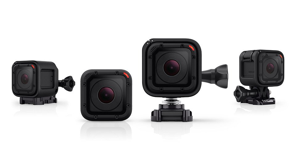 Win: GoPro HERO4 Session Camera