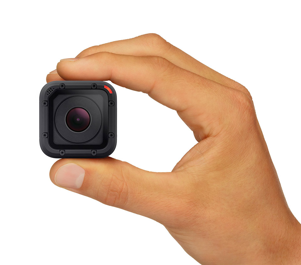 Win: GoPro HERO4 Session Camera