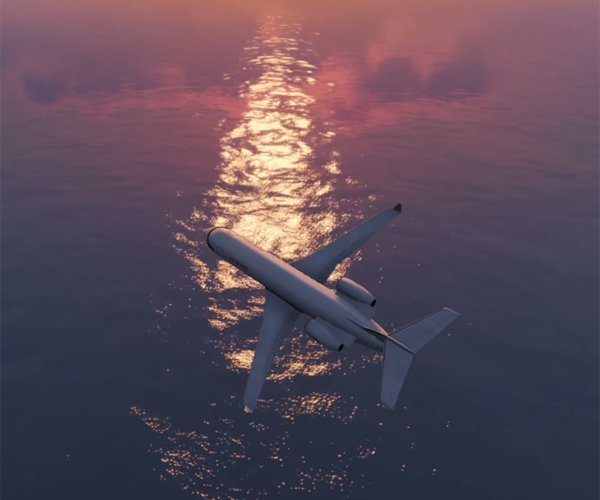 GTA V: A Day in the Life of a Pilot