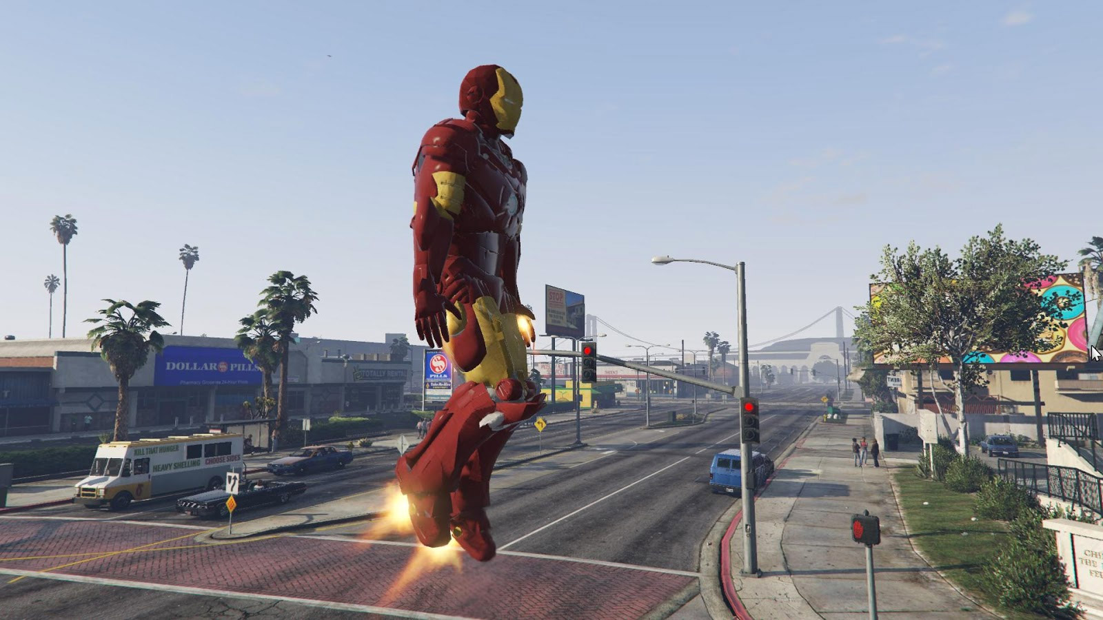 Grand Theft Iron Man