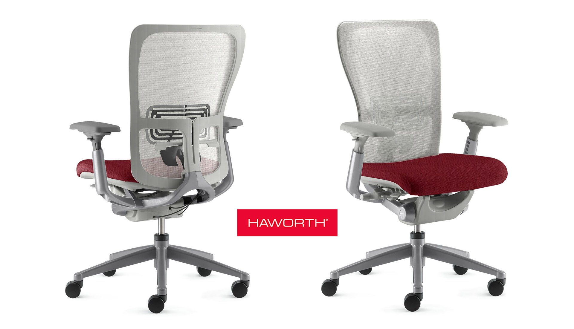 Win: Haworth Zody Task Chair