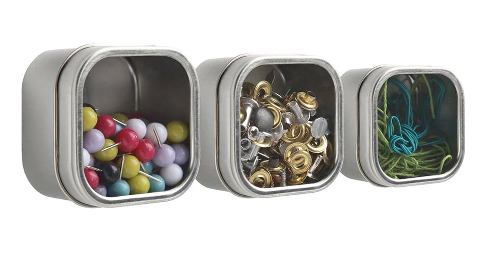 Hold Up! Storage Tins