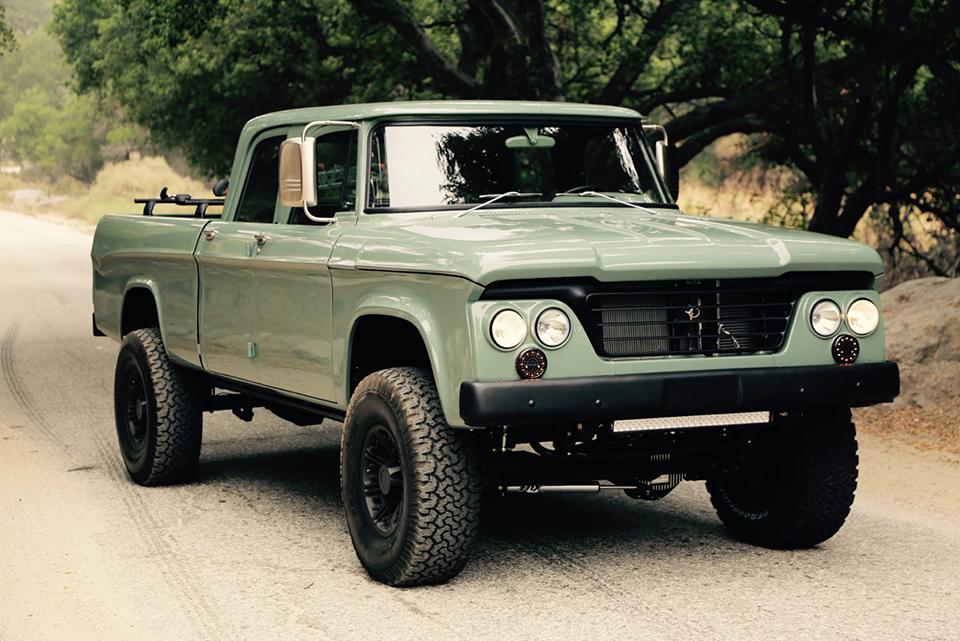 Icon Dodge D200 Reformer
