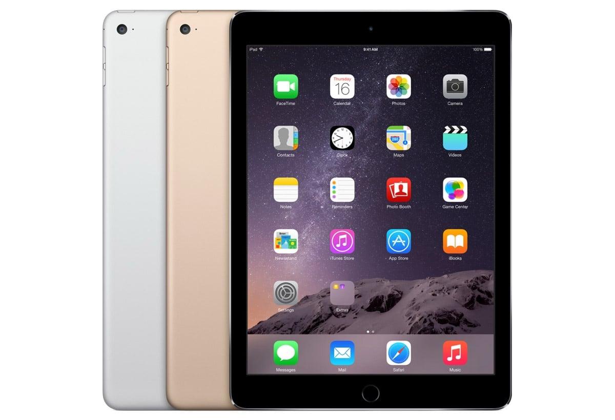 Giveaway iPad Air 2