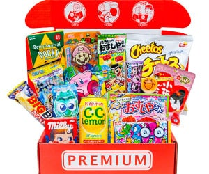 Win: Japan Crate Candy Subscription