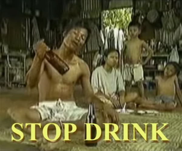 Just Stop Drinking!!