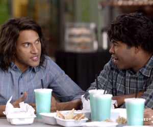 Key & Peele: Awkward Conversation