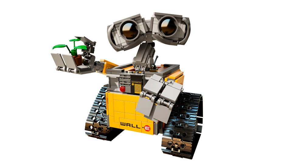 Official LEGO WALL•E Set