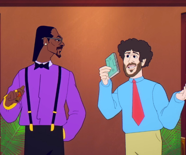 Lil Dicky x Snoop: Professional Rapper