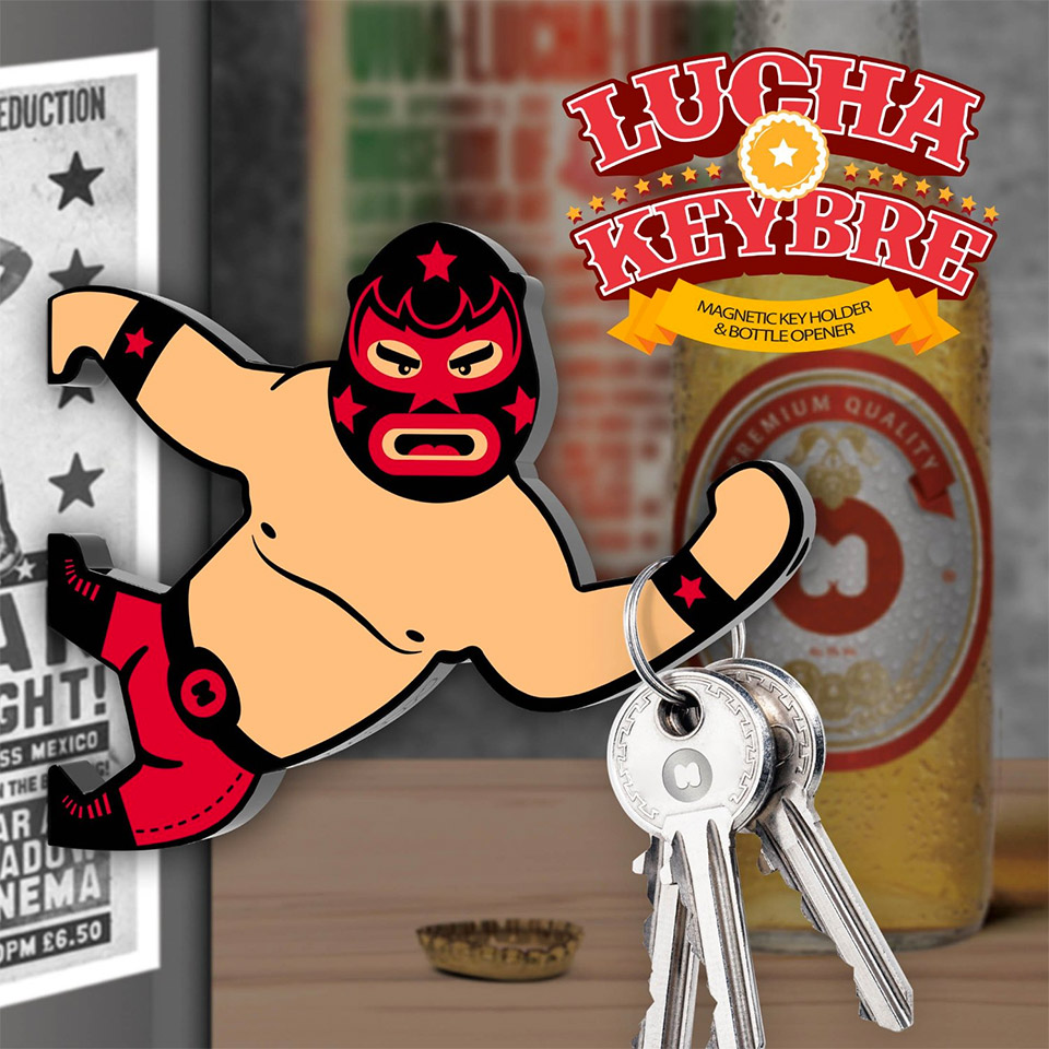 Lucha Keybre & Key Kong