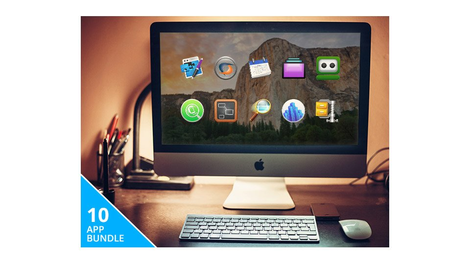 Deal: Mac Power User Bundle