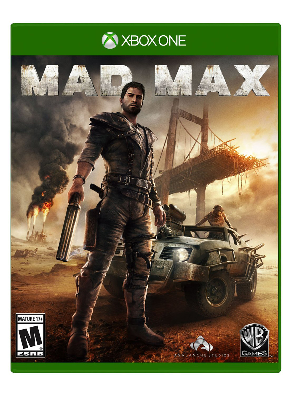 Mad Max Xbox One Giveaway