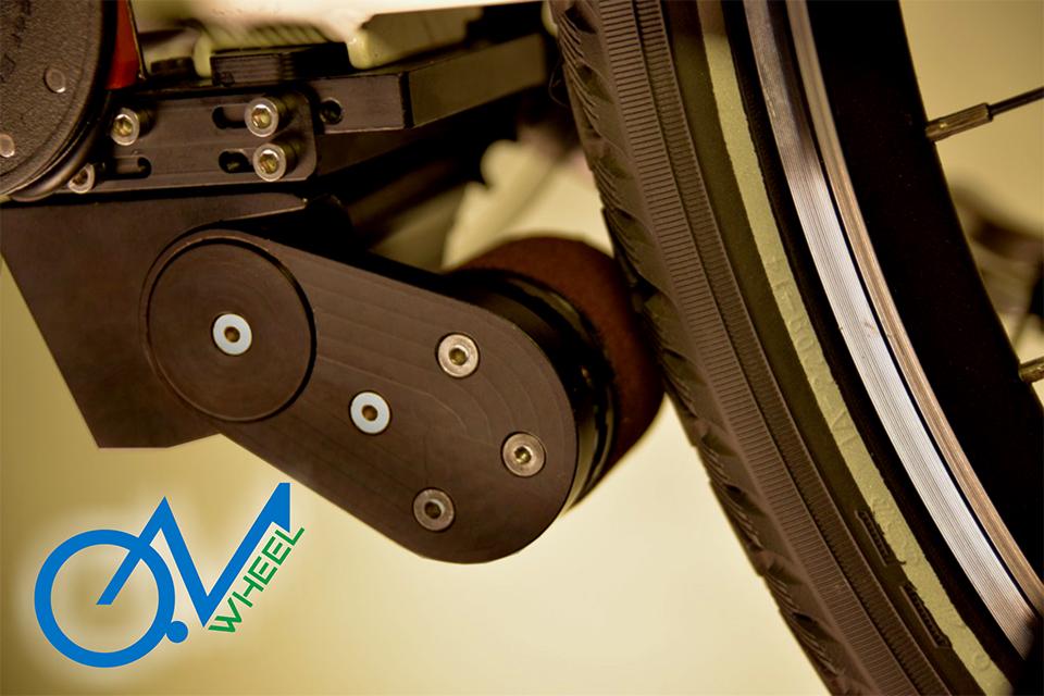 OnWheel Electric Bicycle Motor