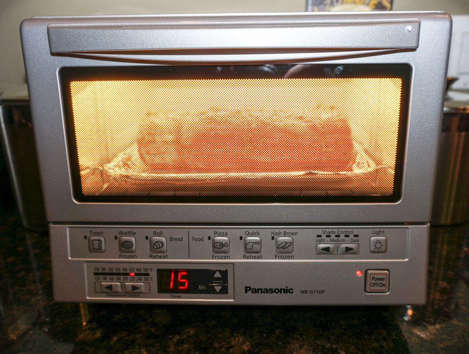 Gourmet Meal in a Toaster Oven