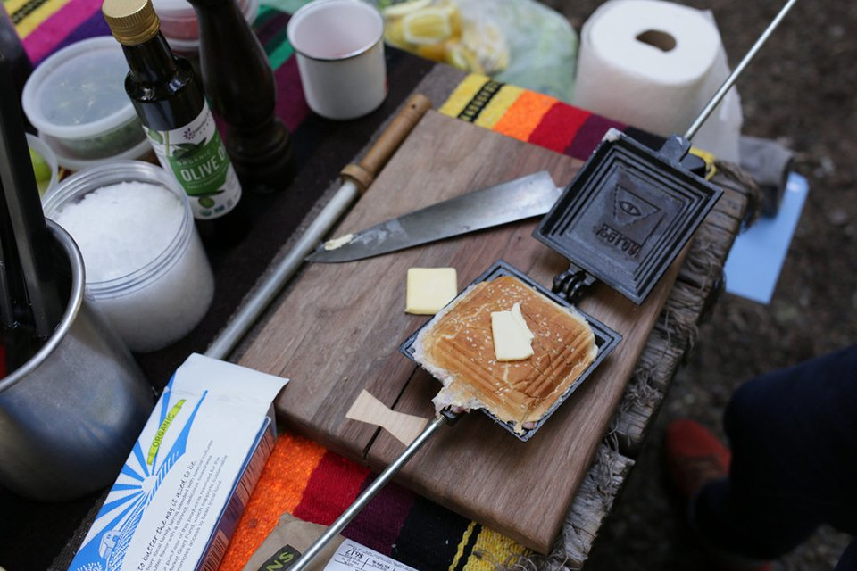 Poler Sandwich Maker