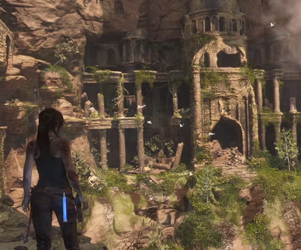 Rise of the Tomb Raider (Gameplay 2)