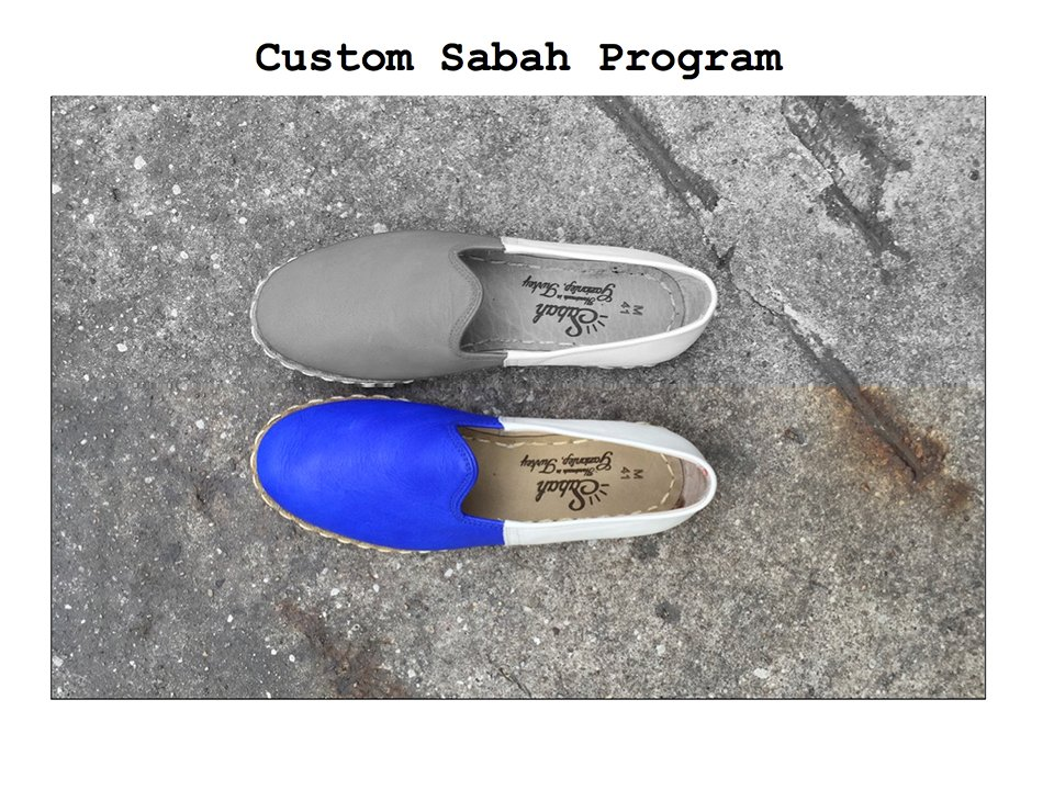 Sabah Slip-ons
