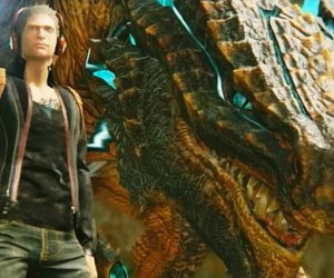 Scalebound (Gameplay)