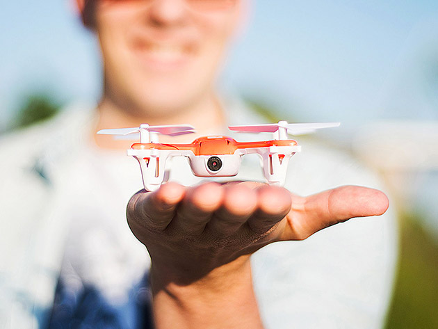 Deal: SKEYE Mini Drone & HD Camera