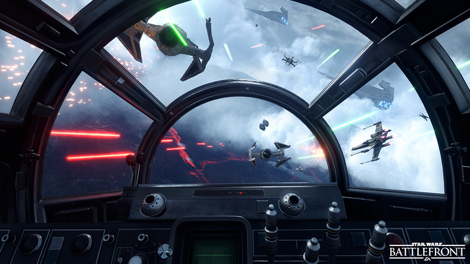 Star Wars Battlefront: Fighter Squadron