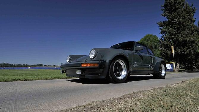 Steve McQueen's Porsche 930