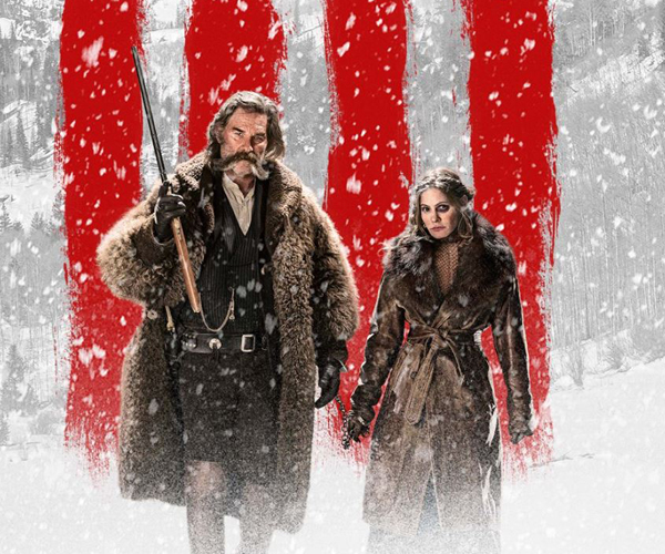The Hateful Eight (Trailer)