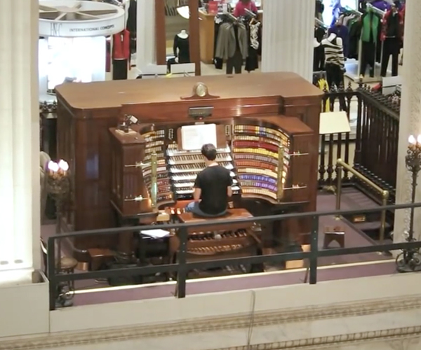 The Wanamaker Organ