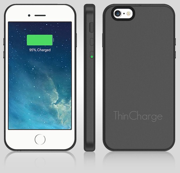 ThinCharge for iPhone 6