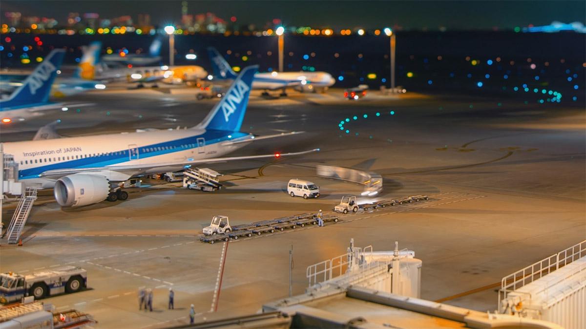 Tiny Airport