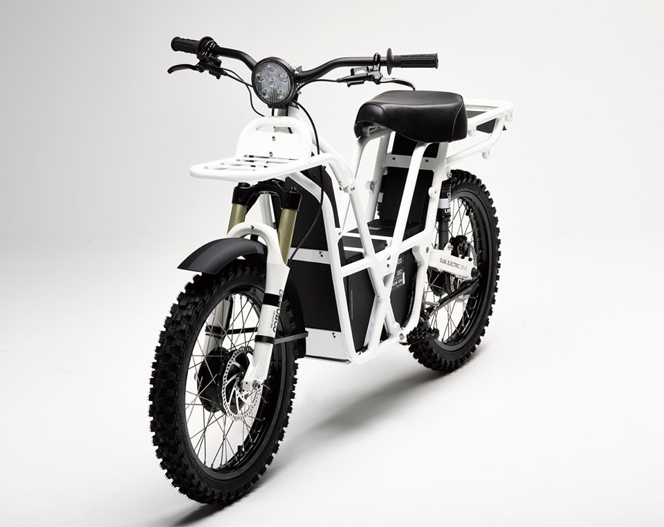 Ubco 2×2 Utility Bike
